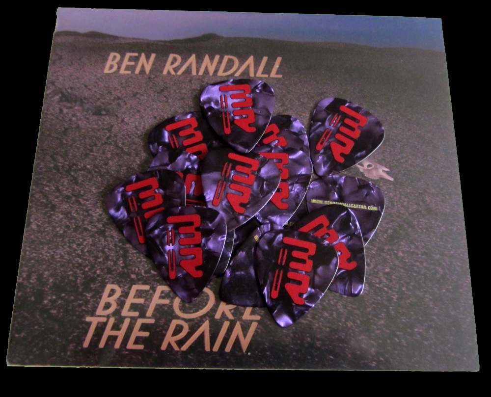 Ben Randall - Guitar Picks